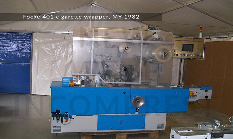 Focke-401-cigarette-wrapper,-MY-1982